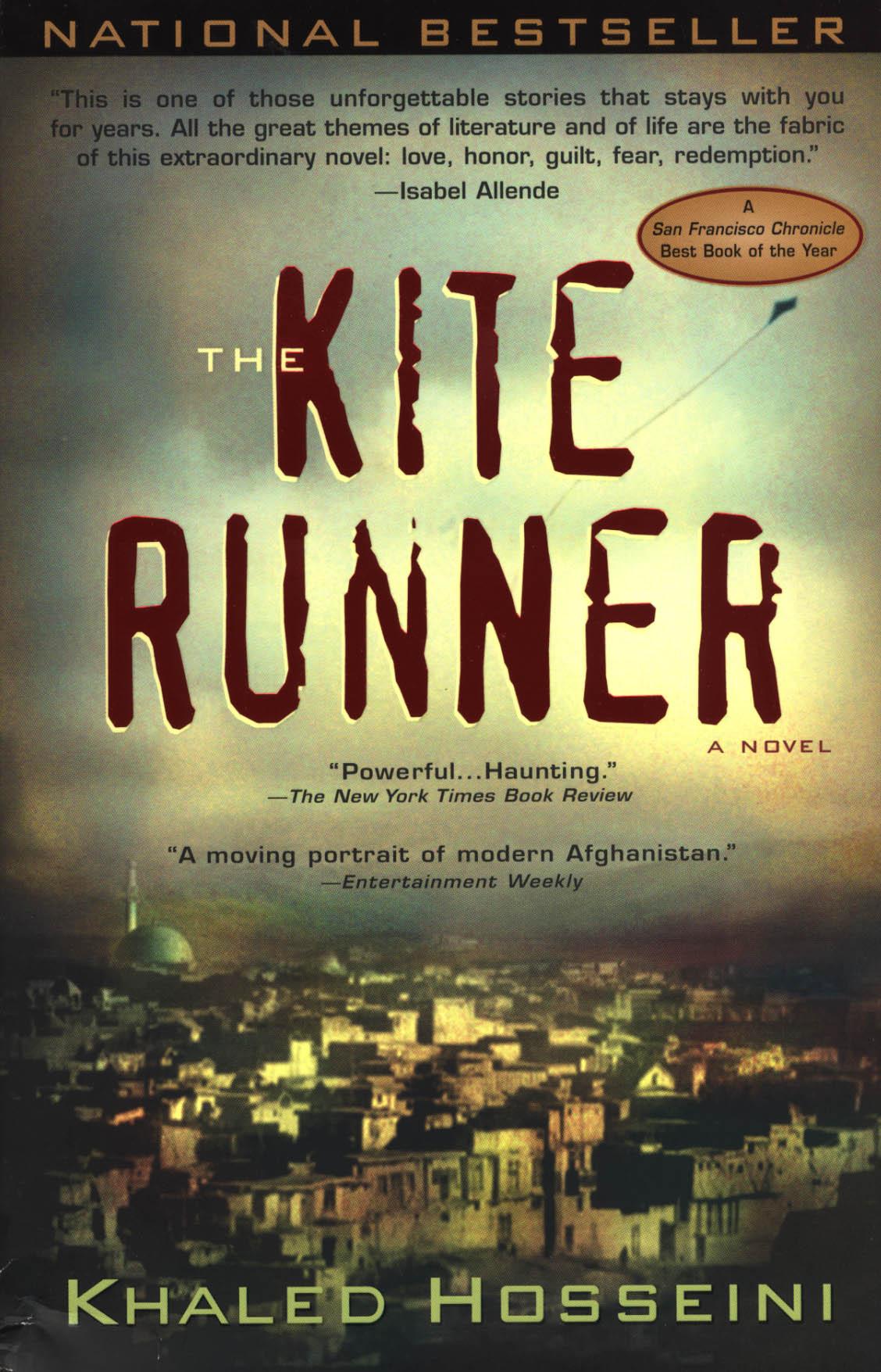 literary criticism on the kite runner